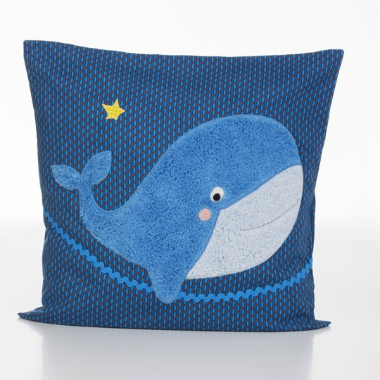 Applied sewing kits Whale Jobolino