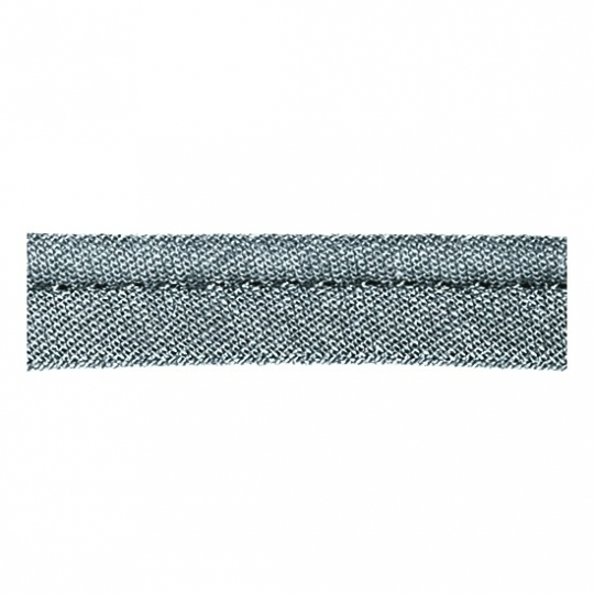 Sewing piping grey 10 mm 74151010