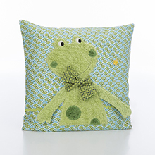 Applied sewing kits Frog Toni Jobolino