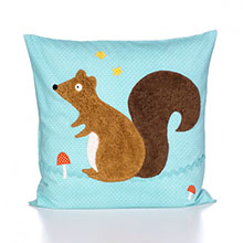 Applied sewing kits Squirrel Jobolino