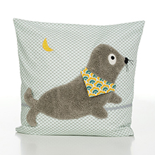 Applied sewing kits Sea lion Jobolino