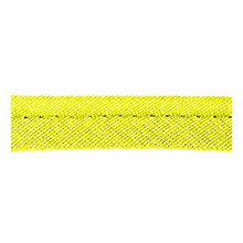 Sewing piping yellow 10 mm 74151005