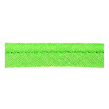 Sewing piping green limette 10 mm 74151056