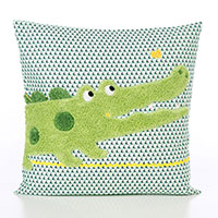Applied sewing kits Crocodile Jobolino