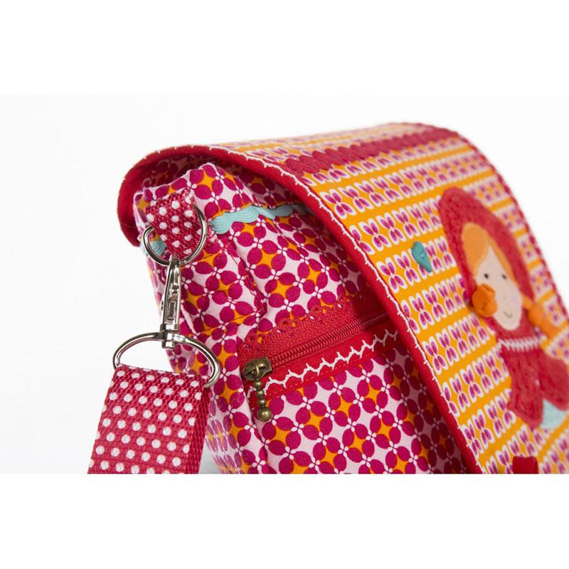 livret patron de couture le petit chaperon rouge ed0215. Black Bedroom Furniture Sets. Home Design Ideas