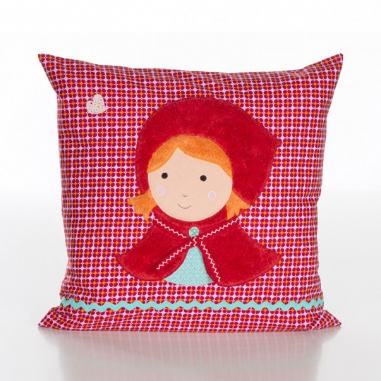 Applied sewing kits Red riding hood Jobolino