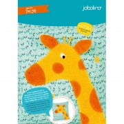 Applied sewing kits Giraffe Jobolino